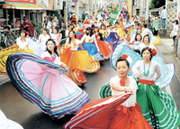 コスキンパレード